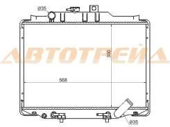Радиатор MITSUBISHI DELICA L300 89-99 4D56 Diesel MC0005-L300-D-2R