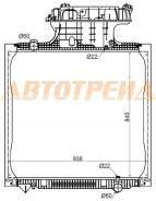 Радиатор MAN TG 2002- SAT MN0003-2