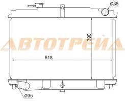 Радиатор nissan atlas td25/td27 2.3/2.5/2.7 92-97 diesel mt