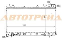 Радиатор SUBARU FORESTER/IMPREZA 02-07 турбо SB0004-SG5-2R