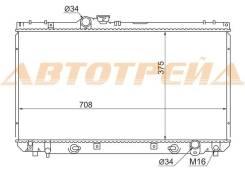 Радиатор TOYOTA ALTEZZA/LEXUS IS200/IS300 1GFE/2JZGE 98-05 (Трубчатый)