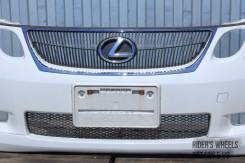 Решетка радиатора. Lexus: GS450h, GS460, GS430, GS350, GS300, GS30 / 35 / 43 / 460 Toyota GS30, GRS190, GRS191, GRS195, GRS196, URS190, UZS190 Toyota...