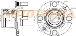 Ступичный узел RR MAZDA DEMIO DW3W 96-02 4 шпильки (без ABS)