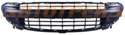 Решетка в бампер PEUGEOT 207 05- цельная