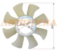 Крыльчатка вентилятора ISUZU ELF 88-94 4BD1
