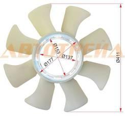 Крыльчатка вентилятора MAZDA TITAN 93-96 SL ST-SL50-15-141B
