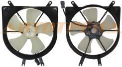 Диффузор радиатора в сборе HONDA CIVIC/DOMANI 92-01/HR-V 98-02