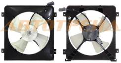 Диффузор радиатора кондиционера в сборе HONDA CIVIC/DOMANI 92-01/HR-V 98-02 SAT ST-HD07-203-0