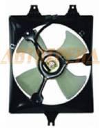 Диффузор радиатора кондиционера в сборе HONDA INSPIRE/SABER/AVANCIER J30A/ACURA TL 2.5/3.2 98-03 SAT ST-HD27-203-A0