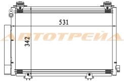 Радиатор кондиционера TOYOTA bB NCP3# 00-05