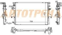 Радиатор VW MULTIVAN/TRANSPORTER T5 2.0TD 10-