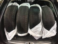 Bridgestone Blizzak Revo GZ. Зимние, без шипов, износ: 60%, 4 шт