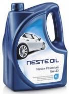Neste Premium. Вязкость 5W-40