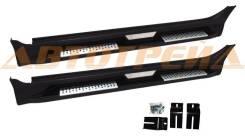 Подножки HYUNDAI TUCSON/IX35 10- комплект R+L