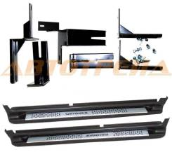 Подножки HYUNDAI SANTA FE 07- комплект R+L PF-HN66-520-0