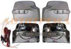 Накладка на зеркало SUZUKI JIMNY 98- комплект с поворотом R+L PF-SZ35-940P-0