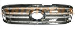 Решетка TOYOTA LAND CRUISER 02-05 хром горизонтальные полосы PF-TY90-093-B0