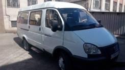 ГАЗ 3221. ГАЗ-3221, 2 900 куб. см., 8 мест