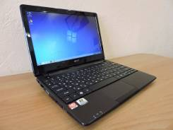 """Acer Aspire One 722. 11.6"""", 1,3ГГц, ОЗУ 2048 Мб, диск 320 Гб, WiFi, Bluetooth, аккумулятор на 4 ч."""