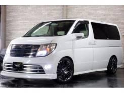Nissan Elgrand. автомат, 4wd, 2.5, бензин, 52 500 тыс. км, б/п, нет птс. Под заказ