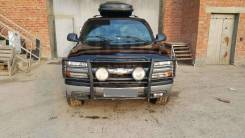 Кенгурятники. Chevrolet Tahoe, GMT, 800