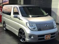 Nissan Elgrand. автомат, 4wd, 3.5, бензин, 80 200 тыс. км, б/п, нет птс. Под заказ