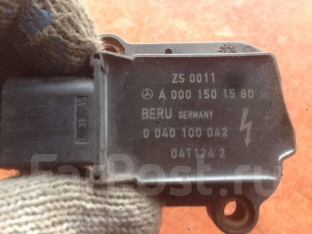 Катушка зажигания. Mercedes-Benz C-Class, W203 Двигатели: M, 271, E, 18, ML, ML1