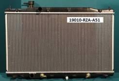 Радиатор охлаждения двигателя. Honda CR-V Двигатели: K24Z1, N22A2, R20A2, K24Z4, R20A1