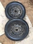 Dunlop SP 10. Летние, 2002 год, износ: 50%, 2 шт
