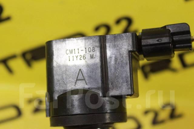 Катушка зажигания. Honda: Civic, Partner, Jazz, Civic Hybrid, City, Fit, Mobilio, Fit Aria Двигатели: LDA1, L13A7, LDA2, N22A2, R18A2, L15A, L12A4, L1...