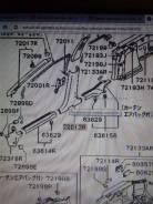 Накладка на стойку. Mitsubishi Lancer Cedia, CS6A, CS5A, CS2A, CS5W, CT9W, CS2W, CT9A Mitsubishi Lancer, CT9A, CS2W, CT9W, CS2A, CS5A, CS5W, CS6A