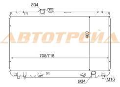 Радиатор TOYOTA MARKII/CHASER/CRESTA/VEROSSA JZX100/GX110 2,0-3,0 96-
