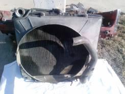 Радиатор охлаждения двигателя. Isuzu Bighorn, UBS25GW, UBS25DW Двигатель 6VD1