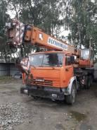 Клинцы КС-55713-1К. Автокран, 10 850 куб. см., 25 000 кг., 21 м.