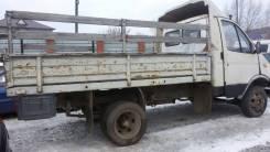ГАЗ 3302. Газель Бортовая, 2 400 куб. см., 1 500 кг.