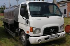 Hyundai HD78. Цистерна для пищевых жидкостей, 3 933 куб. см., 4,20куб. м.