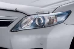 Накладка на фару. Toyota Camry, ACV45, ASV40, AHV40, ACV40, GSV40 Двигатели: 2AZFE, 2ARFE, 2AZFXE, 2GRFE