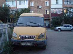 ГАЗ 322132. , 2003, 2 400 куб. см., 13 мест