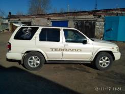 Nissan Terrano. автомат, 4wd, 3.0 (150 л.с.), дизель, 178 000 тыс. км
