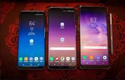 Samsung Galaxy S8+. Новый. Под заказ
