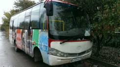 Yutong ZK6737D. Ютонг автобус, 3 900 куб. см., 28 мест