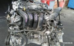 Двигатель в сборе. Toyota Avensis