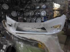 Бампер передний LADA Vesta/Веста Sedan/SW крашеный(без заглуш под букс