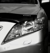 Накладка на фару. Toyota Camry, GSV40, ACV40, AHV40, ACV45 Двигатели: 2GRFE, 2AZFE, 2AZFXE
