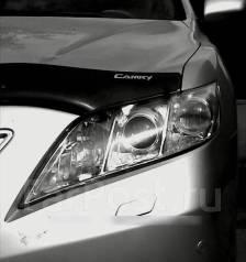 Накладка на фару. Toyota Camry, ACV40, ACV45, AHV40, GSV40 Двигатели: 2AZFE, 2AZFXE, 2GRFE