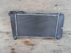 Радиатор охлаждения двигателя. Toyota Corolla Runx, ZZE122 Двигатель 2ZZ