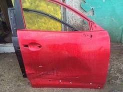 Дверь багажника. Mazda CX-5