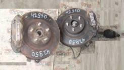 Рабочая тормозная система. Subaru Forester, SF5