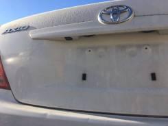 Крышка багажника. Toyota Corolla Axio, NZE141