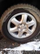 Bridgestone Blizzak WS-60. Зимние, без шипов, износ: 30%, 4 шт